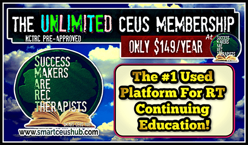 Unlimited CEUS Memebership with Smart CEUs Hub