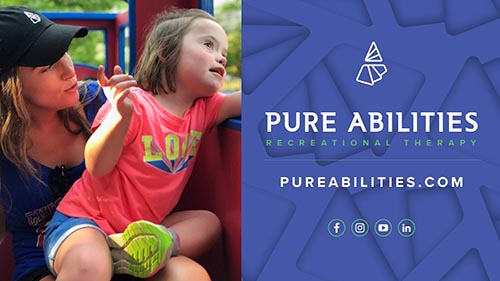 Pure Abilities Recreational Therapy ad
